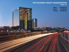 HONOR AWARD - The Richards Group Designer: Perkins+Will