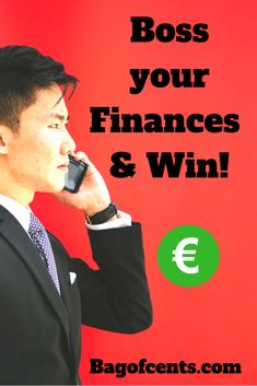 Boss your Finances :Overcome money issues
