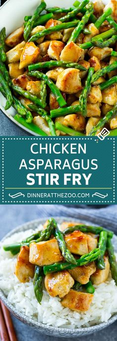 Lower Excess Fat Rooster Recipes That Basically Prime Chicken And Asparagus Stir Fry Chicken Stir Fry Easy Stir Fry Asparagus Recipe Asparagus Stir Fry, Easy Asparagus Recipes, Asparagus Dishes, Chicken With Asparagus, Lemon Asparagus, Healthy Stir Fry, Keto Stir Fry, Easy Stir Fry, Diabetic Stir Fry Recipe
