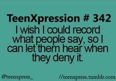 Humor - http://teenxpress.tumblr.com/