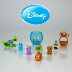 Disney animals - squinkies
