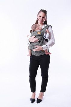 Fox Tail Tula Explore Baby Carrier Baby Tula Amidst