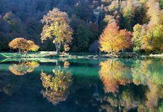 Lac de Bethmale - Pyrénées