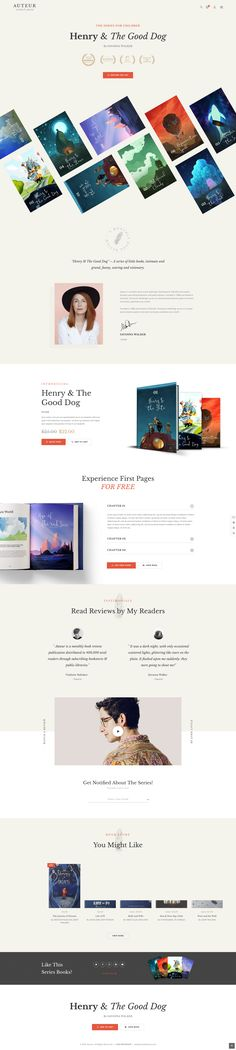 Mega Menu, User Experience, Free Reading, Wordpress Theme, Writer, Ecommerce, Books, Store, Website