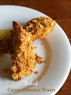 Crispy Baked Chicken Strips – Quick and Easy!