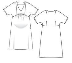 AL, İNDİR, SAKLA, KALIP SENDE KALSIN . . . . . . . – Sayfa 3 – ORDAN BURDAN DERLEME, BEDAVA KALIPLAR Peplum Dress, Tulum, Tops, Dresses, Patterns, Women, Fashion, Vestidos, Block Prints