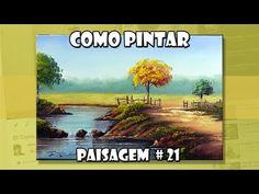 Como Pintar  Casarios #1  (Passo a Passo) - YouTube