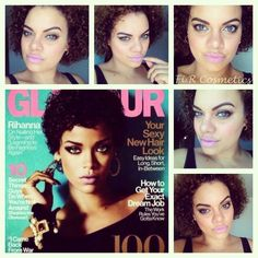 #inspirationphoto for today @YOU GO,CHRIS #makeupartist #beauty #glamourmagazine #fashion #natural #colors #beatface