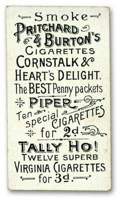 10 Sigarette speciali a 2 Dollari
