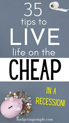 Want to live cheap and still enjoy life? Use these cheap living tips to thrive while saving thousands every year! Money Hacks, Money Tips, Save Your Money, Ways To Save Money, Best Money Saving Tips, Saving Money, Living Cheaply, Bank Fees, Budgeting Money