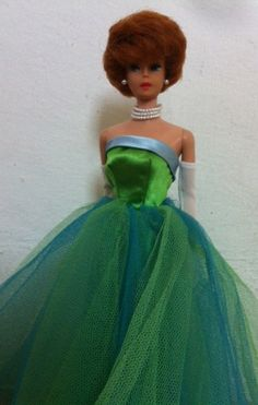 I think I had this dress for my Barbie!!!!!!!