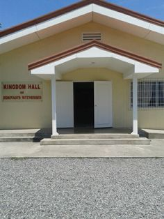 Our Kingdom Hall here in Tarlac City Philippines