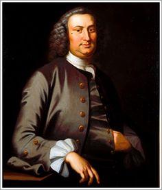 William Randolph III of Wilton, c. 1755  John Wollaston (active 1730s–1775)