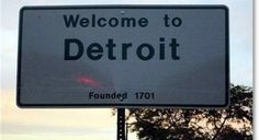 Detroit-would have to visit American jewellery n meet les n his fam bam. :)