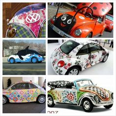Classic Car News Pics And Videos From Around The World Ferdinand Porsche, Beetle Bug, Vw Beetles, Automobile, Bug Car, Funky Decor, Travel Style, Hot Wheels, Vintage Cars