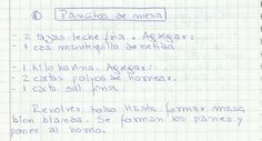 PANCITOS DE MESA   #NEUTRO #MASAS #PAN #HARINA