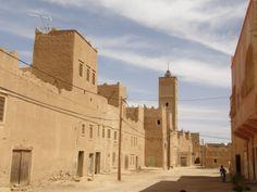 Ruta de las kasbash en el sur de Marruecos
