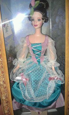 Valentine Special Edition 1997 Barbie Doll for sale online Disney Princess Dolls, Disney Dolls, Dream Doll, Barbie Dream, Barbie Gowns, Barbie Dolls For Sale, Historical Costume, Fashion Dolls, Most Beautiful