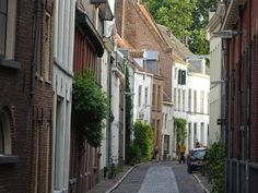 The streets of Zutphen