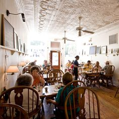 CHARLESTON, SC - Best Places to Eat in Charlestons Cannonborough