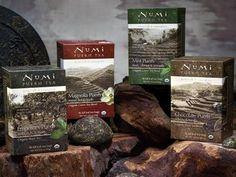 Numi Introduces First Organic Puerh Teas in the U.S.