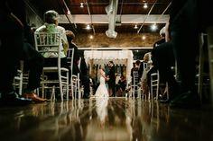 Elegant Toronto Modern Jewish Wedding//chuppah ceremony