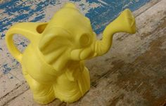 A Vintage Elephant Watering Can You'll Never Forget