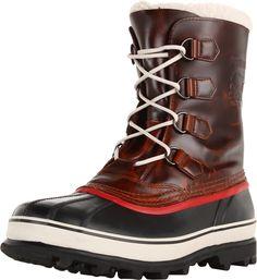 Sorel Men's Caribou Wool Boot,Burro,10 M US