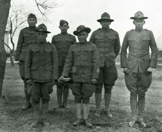 Native Americans World War I