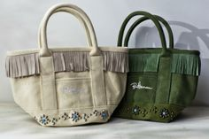 FLOWER STUDS TOTE New Arrival