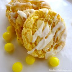 Blissful Roots: Lemonhead #Cookies