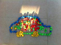 can ve cerenin oyun günlüğü: renkli taşlar