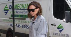 Victoria Beckham Doubles Down on Menswear Flannels