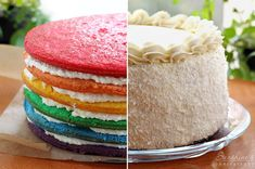If the cake inside was all pink or all blue this would be great for a gender reveal party.