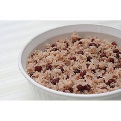 Hungry? Recipe at http://jamaicans.com/quickricepeas/  by @lawdamassey_ #riceandpeas #jamaicanfood #Recipe #foodporn #wejaminate