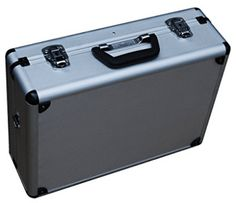 Vestil Rugged textured Carrying Case with rounded corners