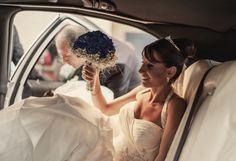 Ramo de novia azul //Bouquet. Foto: Vicente Forés. Organización: Señor y señora de #bodassrysrade www.señoryseñorade.com