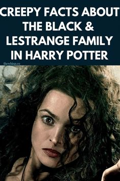 40 Creepy Facts About The Black / Lestrange Family From Harry Potter Harry Potter Sirius, Harry Potter Comics, Harry Potter Love, Harry Potter Memes, Harry Potter World, Disney World Facts, Creepy Facts, Hp Facts, Black Families