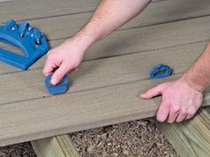 Learn about the different types of decking materials, deck framing basics and deck terminology.
