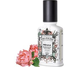 Poo-Pourri Toilet Spray Bottle, Poo La La Peony, Rose and Citrus Bath Bench, Toilet Spray, Poo Pourri, Natural Essential Oils, Try It Free, Gag Gifts, Toy Store, Deodorant, Gifts For Women