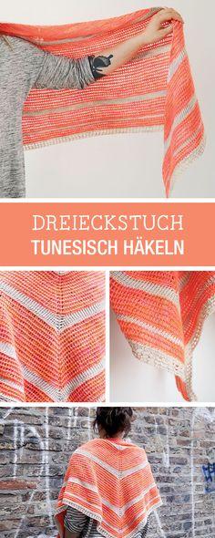 Die 578 Besten Bilder Von Tunesisch Häkeln Tunisian Crochet