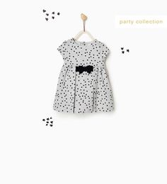 BOW AND STARS DRESS