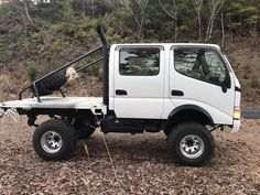 Mini Trucks, 4x4 Trucks, Custom Trucks, Mini 4x4, Toyota Dyna, Mitsubishi Canter, Best 4x4, Toyota Hiace, Expedition Vehicle