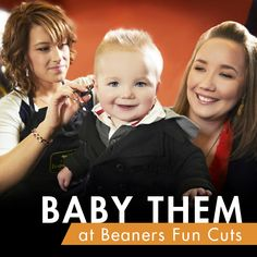 Bring them in for baby's haircut! Salons, Hair Cuts, Bring It On, Movies, Fun, Baby, Haircuts, 2016 Movies, Lounges