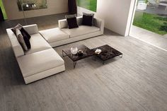 If You're Thinking About Hardwood…you may want to consider wood-look porcelain tile planks, as well. Read more on today's blog post!