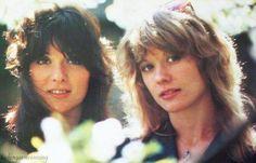 Wilson sisters, Ann and Nancy