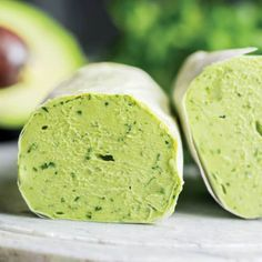 This Avocado Butter Recipe Is Egg-Free, Nut-Free & Absolutely Delicious - mindbodygreen #healthyfats #diet #avocadobutter