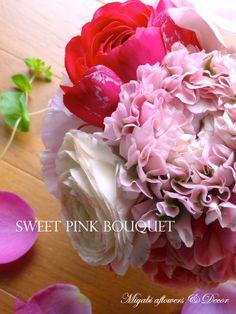 Pink Bouquet,Spring flowers,Miyabi Flowers & Decor