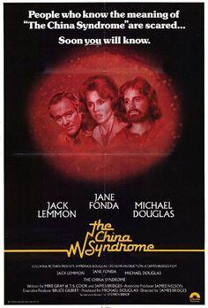 The China Syndrome (1979) directed by James Bridges | starring Jack Lemmon, Jane Fonda, and Michael Douglas. 11/08/03