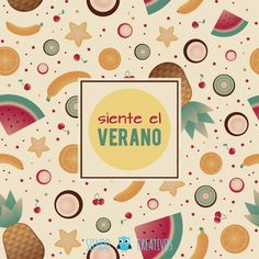 Smells like summer Free Vector Fruit Vector, Summer Design, Textures Patterns, Vector Free, Typography, Drawings, Illustration, Prints, Poster